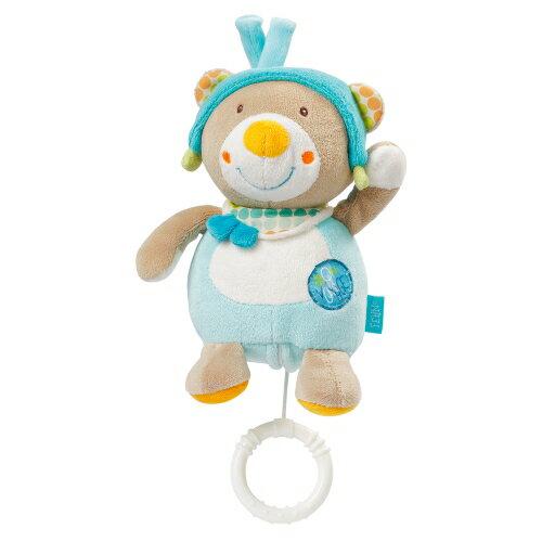 小奶娃婦幼用品:babyFEHN芬恩-飛行熊迷你拉環音樂
