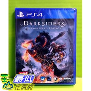(現金價)PS4 末世騎士 Darksiders:Warma stered Edition 亞版英文版