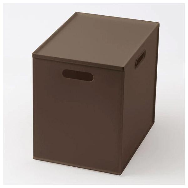 收納盒蓋 窄型用 N INBOX DBR NITORI宜得利家居 5