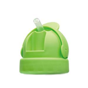 【蜜妮寶貝嬰童用品館】吸管蓋(附矽膠吸管) ( 橘色、綠色)