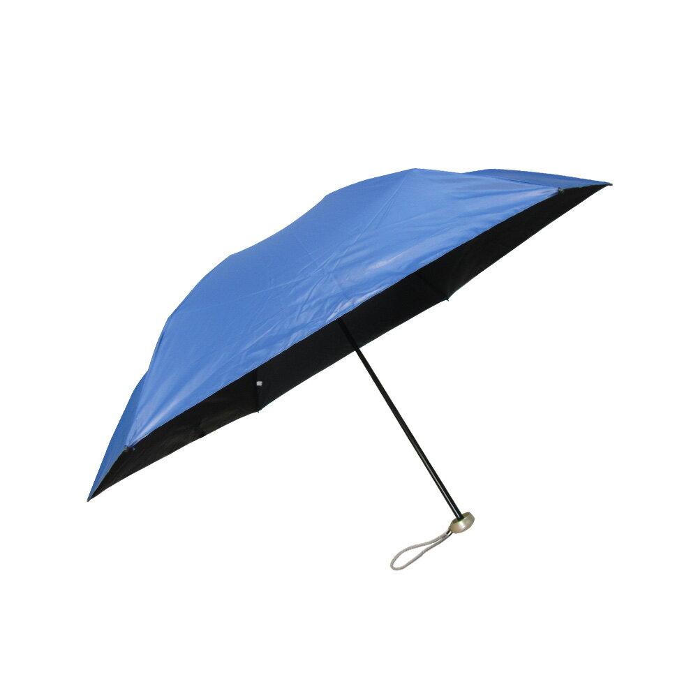雨傘 陽傘 ☆萊登傘☆ 抗UV 防曬 輕 黑膠 色膠三折傘 日式骨架  防風抗斷  Leighton 素色
