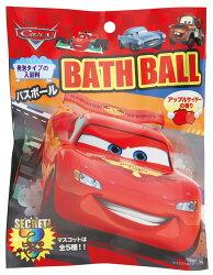 X射線【C677208】汽車總動員入浴球,泡澡/沐浴球/入浴劑/Cars/泡澡球/閃電麥坤/玩具/洗澡球