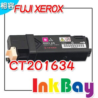 Fuji Xerox CT201634 高容量 紅色 環保碳粉匣/適用機型:FUJI XEROX DP CP305d/ CM305df