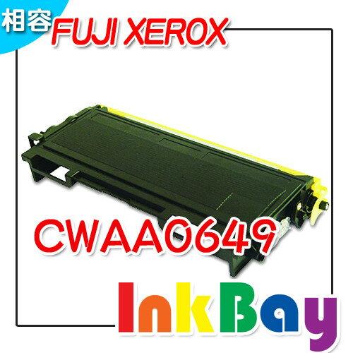 Fuji Xerox  CWAA0649 黑色環保碳粉匣/適用機型:Fuji Xerox DocuPrint 203A/204A