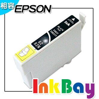 EPSON T0821N(黑色)相容墨水匣/適用機型:T50/R270/R290/RX590/RX690/TX700/TX800
