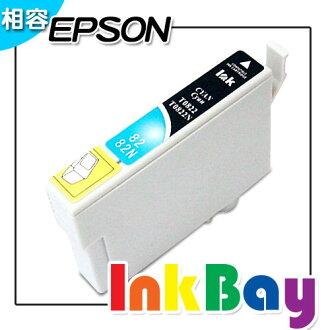 EPSON T0822N(藍色)相容墨水匣/適用機型:T50/R270/R290/RX590/RX690/TX700/TX800