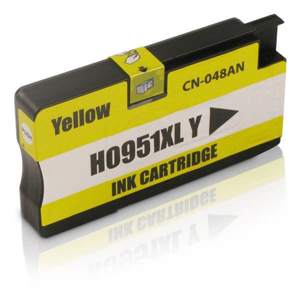 HP CN048AA No.951XL 黃色 相容高容量墨水匣   :HP OFFICEJ