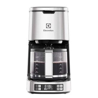 【送保溫杯】Electrolux伊萊克斯 ECM7814 / ECM7814S 設計家不鏽鋼美式咖啡機
