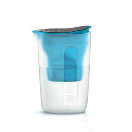 【德國BRITA】 FUN 酷樂壺 1.5L (內含 MAXTRA Plus 濾芯 1入) 藍色 【淨妍美肌】