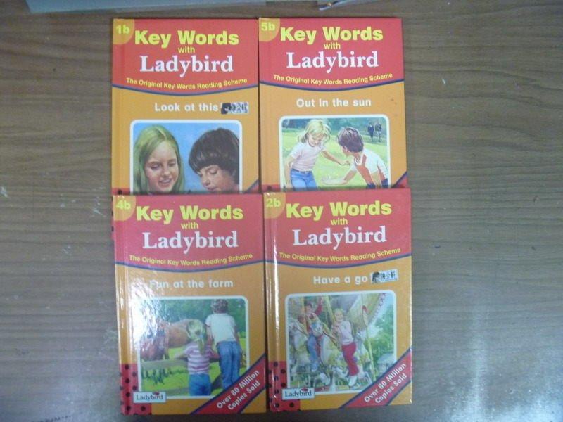 【書寶二手書T6/語言學習_HDC】Key Words-Have a go_look at this等