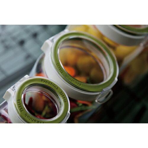 TAKEYA /  日本製 角型輕量氣密保存收納罐 全系列共8款【人氣商品】 8