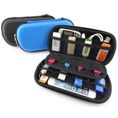EVA硬殼大容量3C產品收納包
