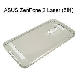 超薄透明軟殼 [透黑] ZenFone 2 Laser ZE500KL Z00ED (5吋)