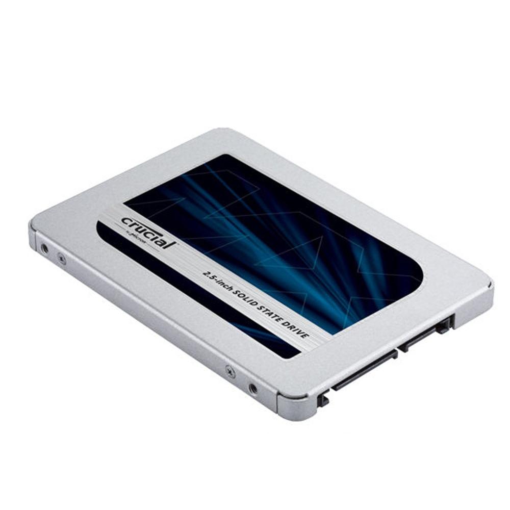 【10入】美光 Micron Crucial MX500 500GB 500G SATAⅢ 2.5吋 SSD 固態硬碟 五年保固
