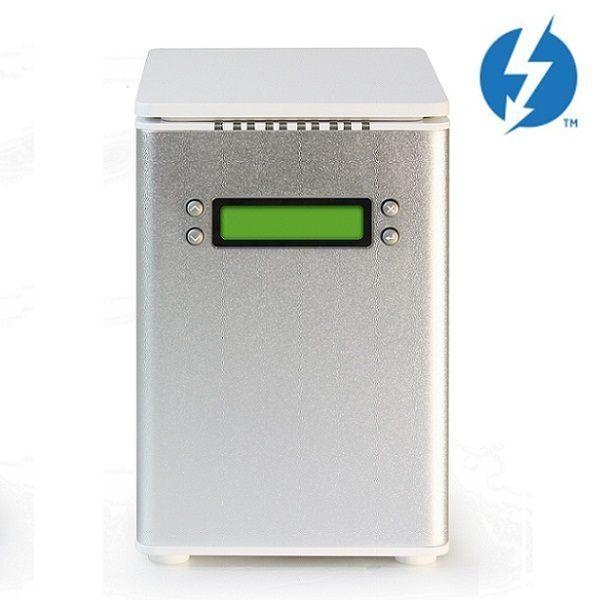 NOVA成功3C  DataTale RC~M4SP 智能 4~Bay LCD顯示磁碟陣