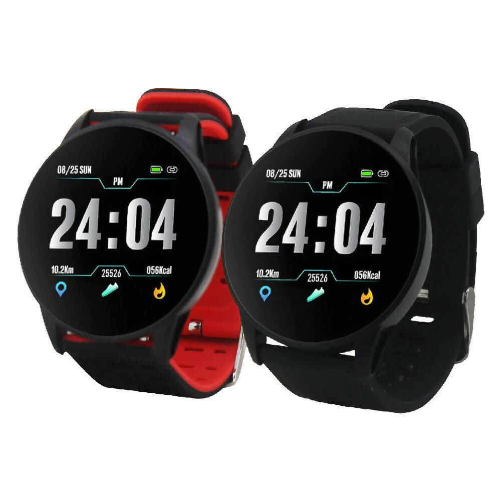人因科技 大錶徑時尚心律智能手錶 運動手環 防水 智能手環 現貨 宅家好物