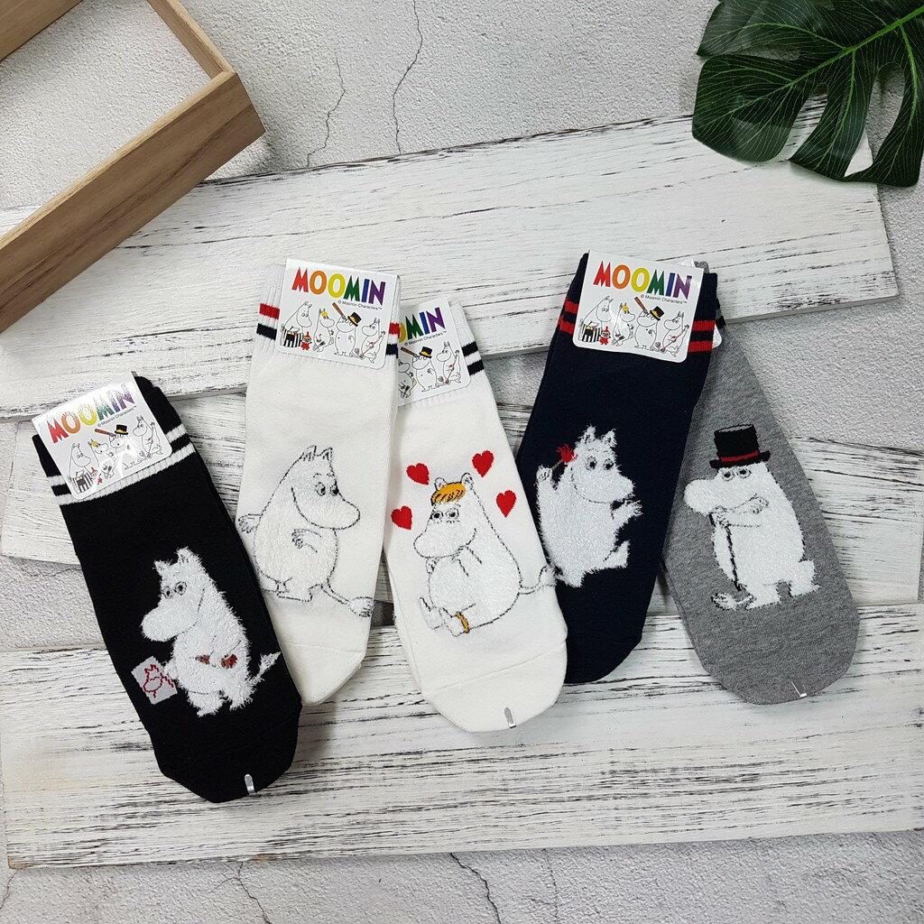 【現貨⭐嚕嚕米熱賣】韓國襪子 高質感 嚕嚕米系列棒球短襪 超夯 正韓 中筒 7