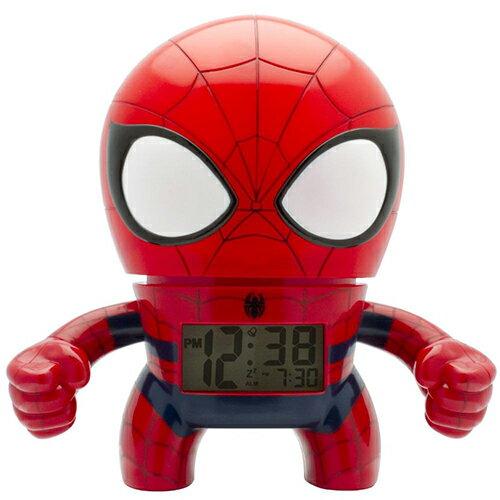 東喬精品百貨商城:免運費限時77折《BulbBotz》夜燈鬧鐘超級英雄蜘蛛人(7.5INCH)