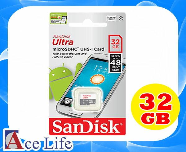 ~九瑜科技~Sandisk 32G 32GB Class10 C10 micro SD S