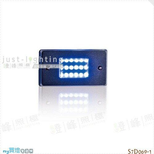 【LED階梯燈】LED X18。不鏽鋼 PC 直徑13.5cm※【燈峰照極my買燈】#S7D069-1