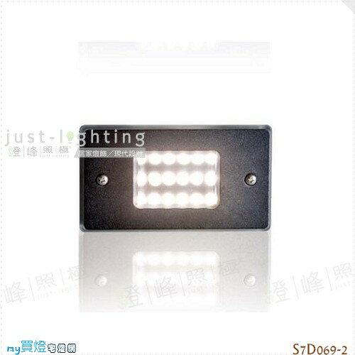 【LED階梯燈】LED X18。不鏽鋼 PC 直徑13.5cm※【燈峰照極my買燈】#S7D069-2