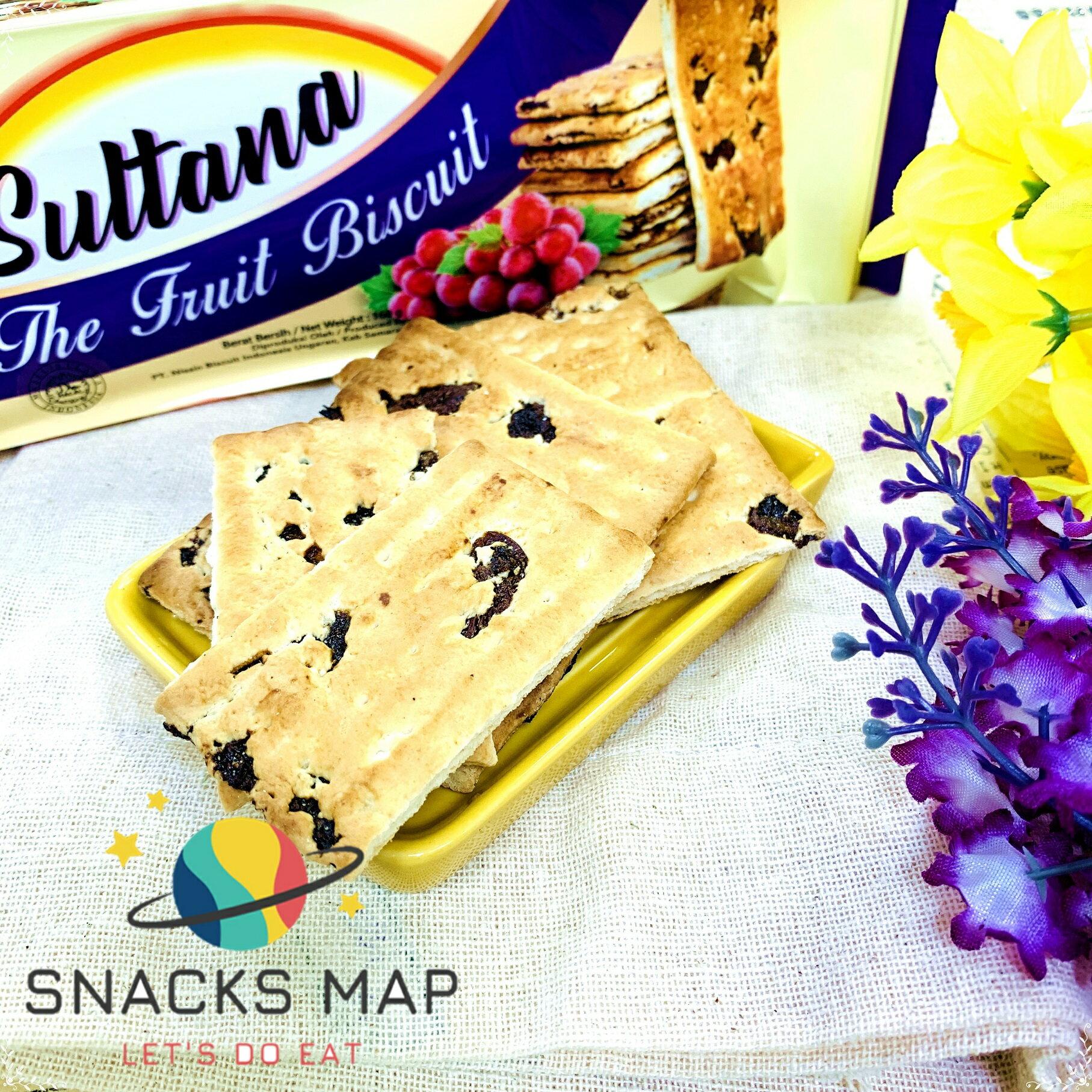 [SNACKS MAP零食地圖]華倫斯 葡萄餅 葡萄餅乾  160g  印尼  古早味餅乾 下午茶   葡萄乾餅乾