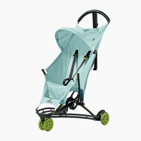 ★衛立兒生活館★Quinny Yezz 超輕量三輪嬰兒推車-Blue Pastel