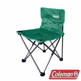 Coleman 草原綠吸震摺椅/CM-3101J