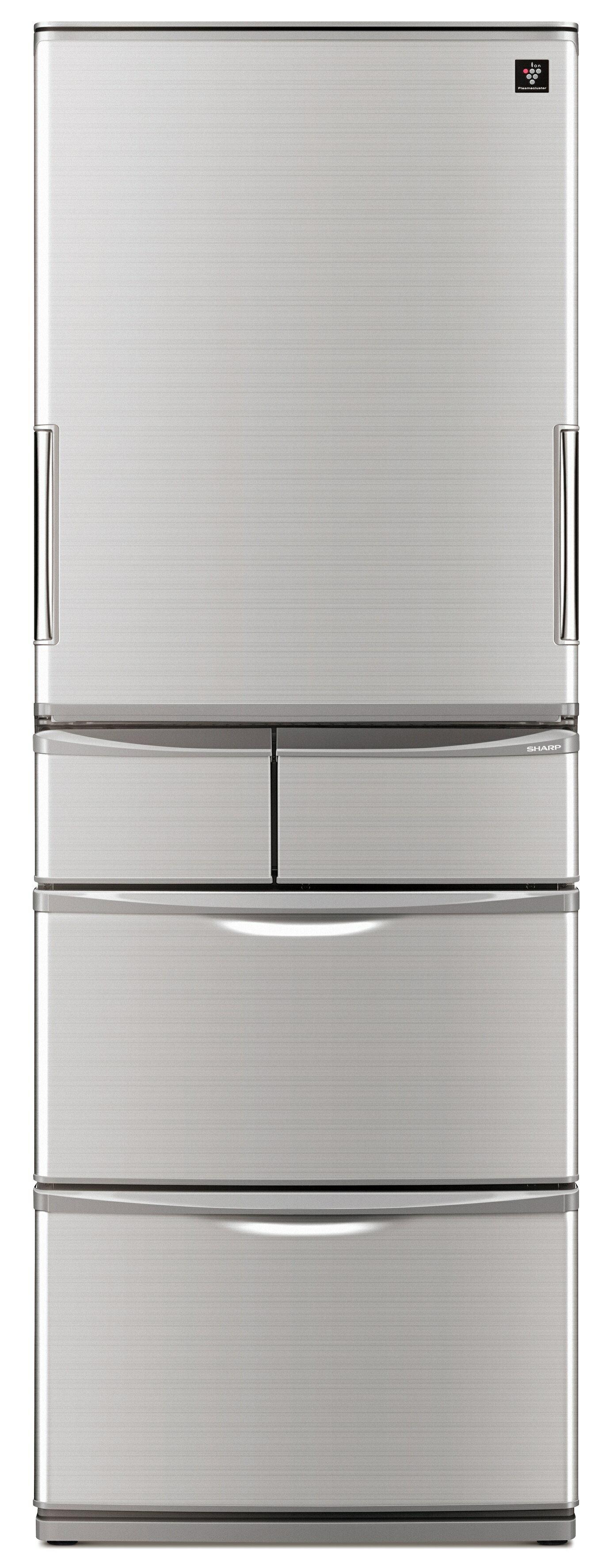 <br/><br/>  SHARP 夏普 SJ-XW44BT-N (晶燦銀) 變頻左右開五門冰箱 (440L) ~日本製~【零利率】※熱線07-7428010<br/><br/>