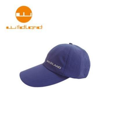 [ WILDLAND 荒野 ] 中性抗UV透氣棒球帽 / 葡萄紫 / W1013-58-F