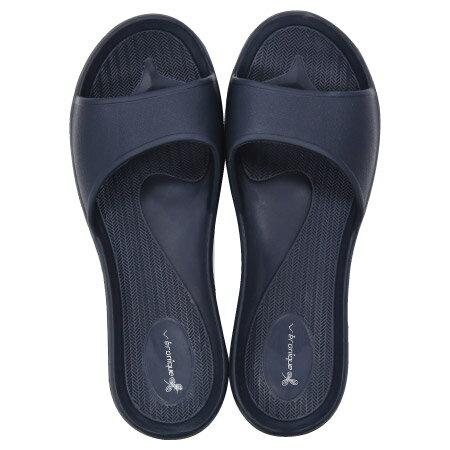 防滑拖鞋 EVA 深藍 28 7708