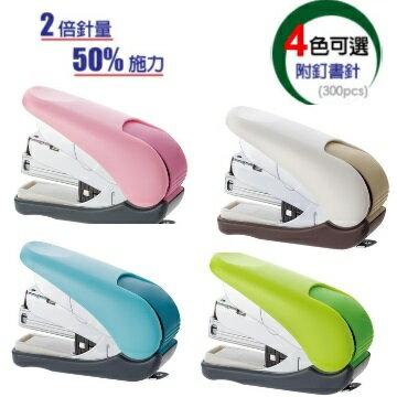 PLUS 雙排平針 輕鬆訂迷你釘書機 ST-010VNH 買機送針 4色可選