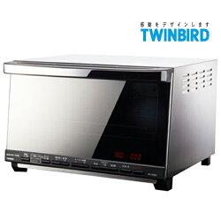 【送多功能料理盤2入組】日本 TWINBIRD 雙鳥 TS-D067TW 油切氣炸烤箱  9L