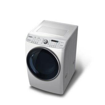 福利品 Whirlpool 惠而浦 13Kg 洗脫烘洗衣機 WD13GW