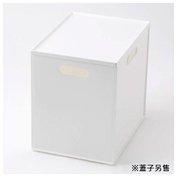 收納盒 直式半格型 N INBOX WH NITORI宜得利家居 2