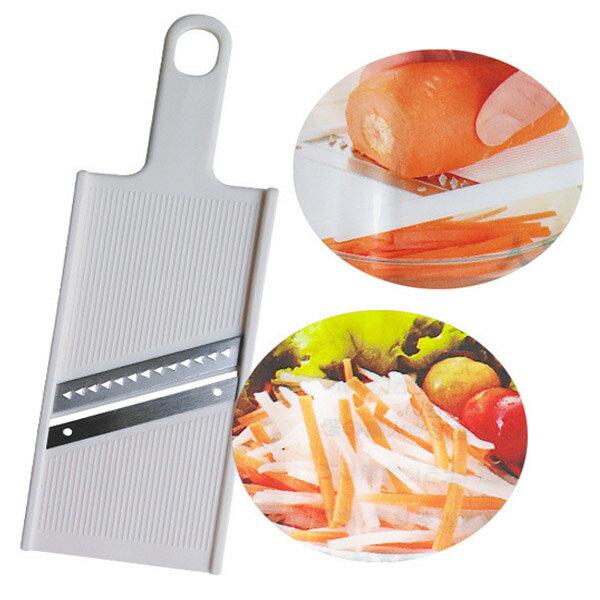 BO雜貨【SV8294】日本製多功能刨刀廚房切菜刨絲器多功能手動切菜器磨泥切片器