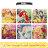 迪士尼公主拼圖 20片拼圖 QFC06  / 一個入(促50) 古錐拼圖 Disney Princess 睡美人 白雪公主 幼兒卡通拼圖 MIT製 京甫 正版授權 4