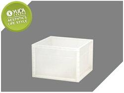 【YUDA】樹德櫃 KD-2638X 巧拼收納箱 DIY / 多功能置物箱 / 收納箱(四色隨機配送)
