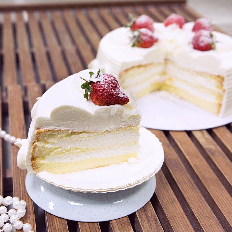 日本北海道十勝生乳玩莓蛋糕(6吋)★蘋果日報 母親節蛋糕 第三名【 需五天前預訂】 4