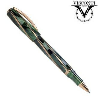 義大利VISCONTIDivinaElegance綠KP18-01-RB鋼珠筆支