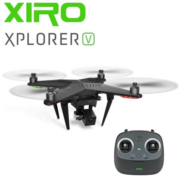 XIRO零度-探索者XPLORER V版四軸空拍機-兩顆電池版