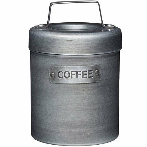 《KitchenCraft》工業風收納罐(咖啡)