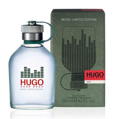 Boss Hugo Music Limited Edition 優克音樂限量版淡香水75ml《Belle倍莉小舖》