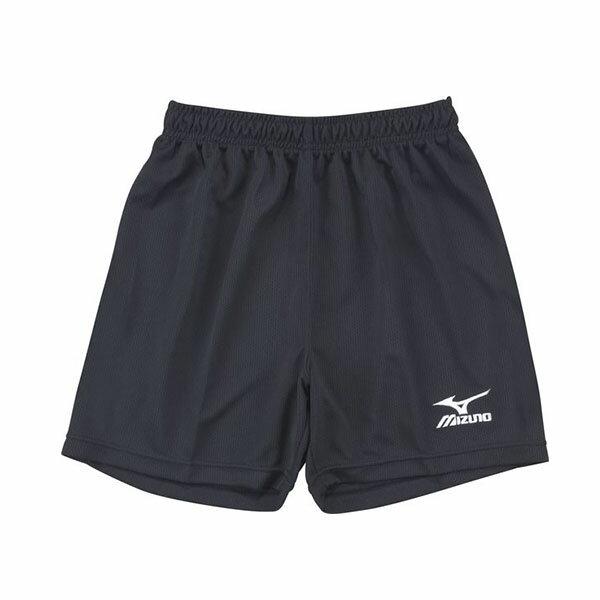 高透氣吸汗快乾 女排球褲 v2tb3c1109(黑)【美津濃MIZUNO】