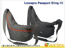 羅普 Lowepro Passport Sling III 飛行家 III 公司貨 飛行家三代 一機一鏡一閃 10吋平板包