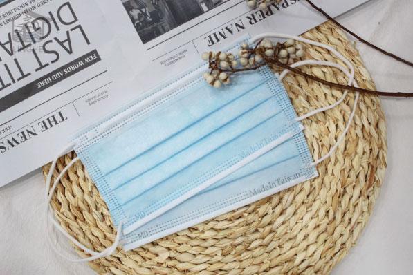 令和醫療口罩 海洋藍 一盒50入 雙鋼印