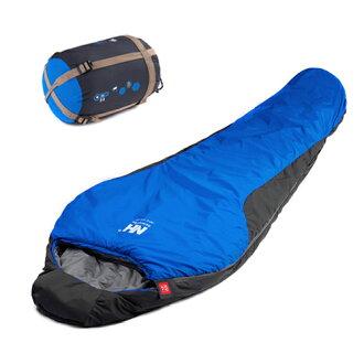 【露營趣】中和安坑 NatureHike ML150 極限0度木乃伊型睡袋 纖維睡袋 化纖睡袋 露營睡袋 登山睡袋
