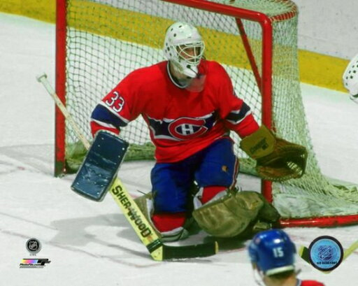 Patrick Roy 1986 Stanley Cup Finals Action Photo Print (20 x 24) 8121b945d996eac6adbcaeae090b89e6
