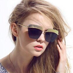 Posma SGC-076-SKY 潮流時尚★女用戶外無框太陽眼鏡