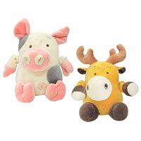彌月玩具與玩偶推薦到美國 miYim 有機棉震動娃娃(2款可選)就在安琪兒婦嬰百貨推薦彌月玩具與玩偶